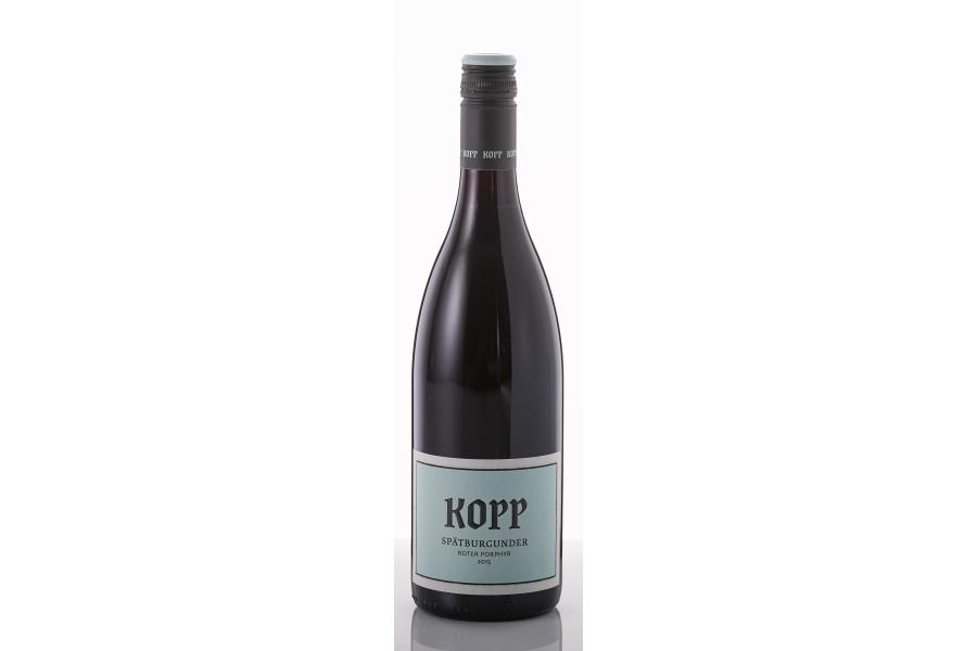 Weingut Kopp - Roter Porphyr