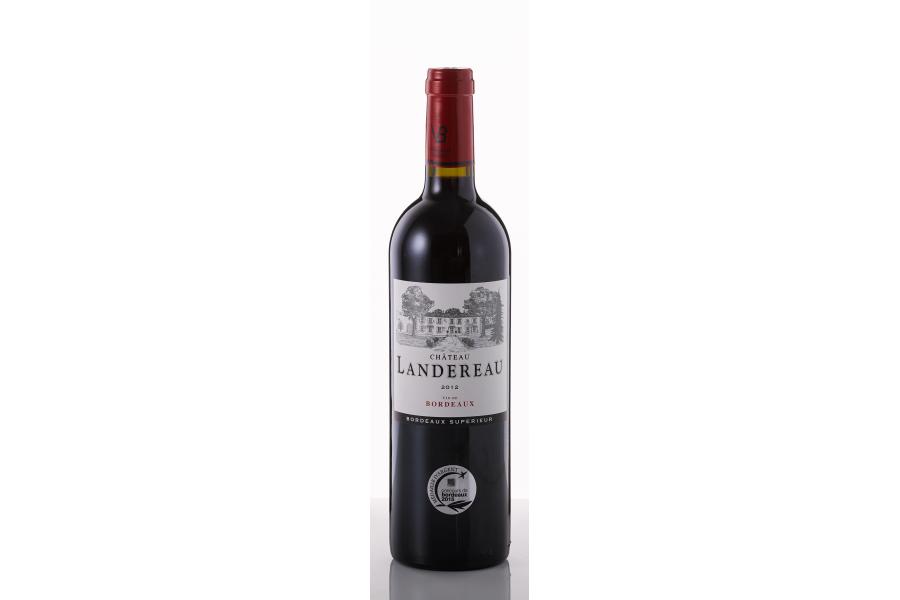 Château Landereau Bordeaux...